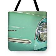 1967 Amphicar Model 770 Head Light Tote Bag
