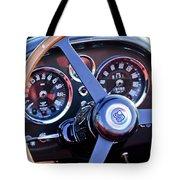 1967 Aston Martin Db6 Volante Steering Wheel 2 Tote Bag