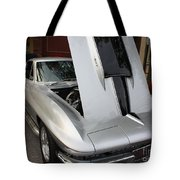 1967 Chevy Corvette Tote Bag