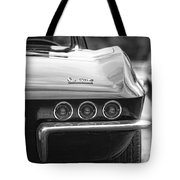 1967 Chevy Corvette Stingray Tote Bag