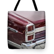 1967 Ford Fairlane 500xl Tote Bag