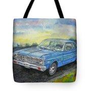 1967 Ford Falcon Futura Tote Bag