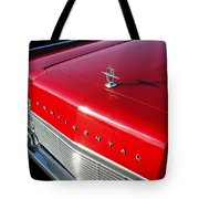 1967 Lincoln Continental Hood Ornament - Emblem -646c Tote Bag