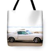 1967 Mustang Tote Bag