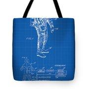1967 Nasa Astronaut Ventilated Space Suit Patent Art 1 Tote Bag