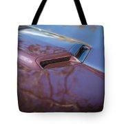 1967 Pontiac Gto Coupe Tote Bag