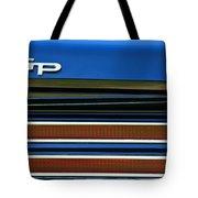 1967 Pontiac Hurst Grand Prix Convertible Taillight Emblem -3584c Tote Bag