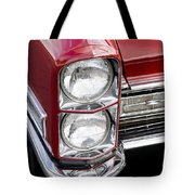 1968 Cadillac Deville You Looking At Me Tote Bag