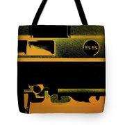 1968 Camaro Ss Tote Bag