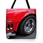 1968 Chevrolet Corvette Stingray Tote Bag