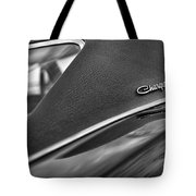 1968 Dodge Charger Rt Tote Bag