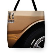 1968 Dodge Dart Gts 383 Four Barrel Tote Bag