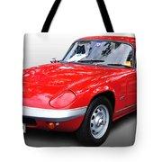 1968 Lotus - Elan S4 -  Full View Tote Bag