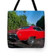 1969 Buick Gs Tote Bag