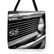 1969 Chevy Nova Ss  Tote Bag