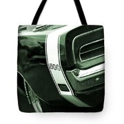 1969 Dodge Charger 500 Tote Bag
