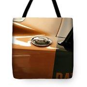 1969 Dodge Charger Daytona - Fuel Day Tote Bag