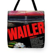 1969 Dodge Charger R/t Tote Bag