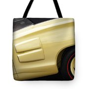 1969 Dodge Coronet R/t Convertible Tote Bag