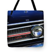 1969 Ford Torino Gt Tote Bag