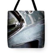 1969 Mustang Mach 1 Emblem Tote Bag
