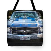 1970 Chevy Chevelle 454 Ss   Tote Bag