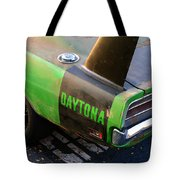 1970 Dodge Daytona Charger Tote Bag