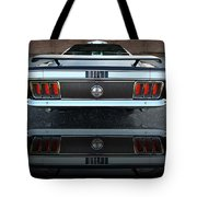 1970 Ford Mustang Mach 1 Tote Bag