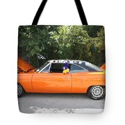 1970 Plymouth Dodge Superbird Tote Bag