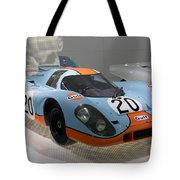 1970 Porsche 917 Kh Coupe Tote Bag