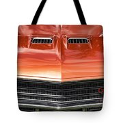 1971 Buick Gs Sport Coupe Tote Bag