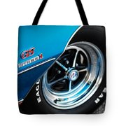1971 Buick Gs Stage 1 Tote Bag