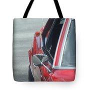 1971 Chevy Camaro Tote Bag