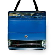 1971 Fiat Dino 2.4 Grille Tote Bag