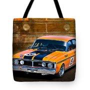 1971 Ford Falcon Xy Gt Tote Bag