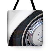 1971 Mercedes-benz Wheel Emblem Tote Bag