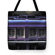 1971 Plymouth 'cuda 440 Tote Bag by Gordon Dean II