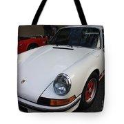 1973 Porsche Tote Bag
