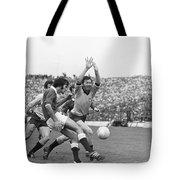 1974 All Ireland Football Final Tote Bag