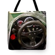 1977 Tiga Interior-class Open Wheel Tote Bag