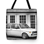 1979 Vw Rabbit IIi Tote Bag