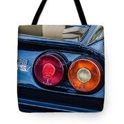 1980 Ferrari 308 Gtsi Taillight Emblem -0027c Tote Bag