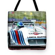 1982 Lancia Lc1 Martini Tote Bag