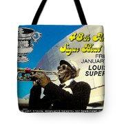 1982 Sugar Bowl Ticket Tote Bag by David Patterson