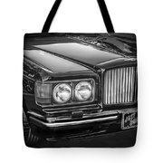 1990 Bentley Turbo R Bw Tote Bag