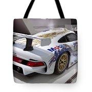 1996 Porsche 911 Gt1 Tote Bag