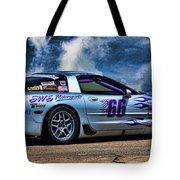 1997 Corvette Tote Bag