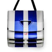 1998 Dodge Viper Gts-r Grille Emblem -0329c Tote Bag