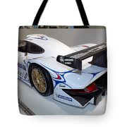 1998 Porsche 911 Gt1 Tote Bag