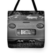 1999 Chevrolet Corvette Bw  Tote Bag
